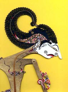 Wayang Puppets of Indonesia: Use this website to learn about the puppets and the performance that is an important part of Javanese Culture. These leather puppets are used in shadow puppet shows across the island of Java.