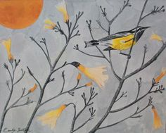 Beautiful artwork by Emily Sutton. I love her work, specially her birds.