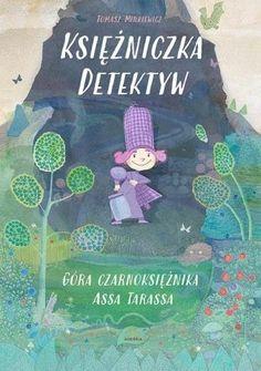 Okładka książki Księżniczka Detektyw. Góra czarnoksiężnika Assa Tarassa
