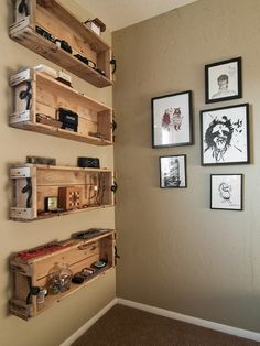 I have literally become addicted to the pallets since I have learnt the art of…