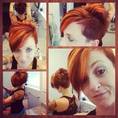 Auffällige+Kurzhaarfrisuren+für+Frauen+mit+roten+Haaren!
