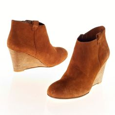 Booties from La Redoute, France