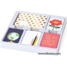 American Crafts - Project Life - Core Kit - Desktop Edition