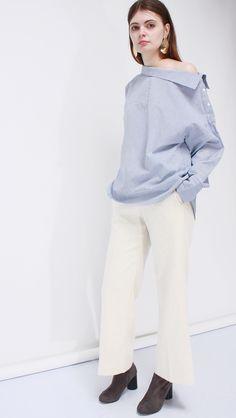 Loeil Pajama Shirt