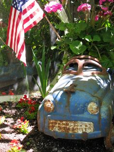 always looking for garden art... this is a must have