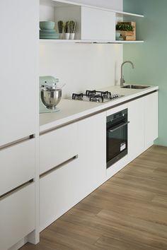 living room ideas – New Ideas Condo Kitchen, Kitchen Interior, New Kitchen, Kitchen Dining, Kitchen Decor, Kitchen Cabinets, Scandi Style, Home Bedroom, Interior Inspiration