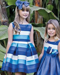 Girls Dresses, Flower Girl Dresses, Summer Dresses, Ancient Beauty, Amelia Dress, Cute Little Girls, Kids Wear, Baby Kids, Kids Outfits