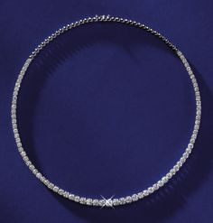 #tennis #necklace #liali #dubai #jewellery