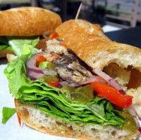 The Worlds Best Sardine Sandwich