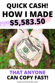 Shhh... most gurus do NOT want you to know this. How I made $5k from a UNHEARD OF IDEA... that anyone can replicate in just a short few week! Learn how you too can start cashing in on high ticket affiliate offers... even if you are a complete newbie.  #affiliate #affiliatemarketingforbeginners #makemoneyonline #quickcash #affiliatemarketingtips #youniquemarketingideas #affiliatemarketingwithoutablog