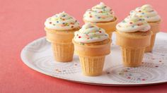 Photo of Cake Ice Cream Cones