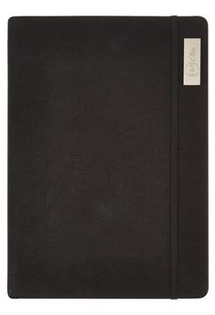 These 'Nu Elite Prestige' PU notebooks have been redesigned with a sleek new look and feel. The covers feature a premium faux leather soft touch finish, and an engraved metal plaque with logo detailing. The books consist of high quality 100gsm white ruled paper, and are casebound with a printed ribbon bookmark and handy elastic closure.  This product is also available in Tan  Page Count:120 GSM:100 Cover Material: Soft PU
