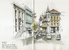 lisboa, largo luis de camoes by luis ruiz, via flickr