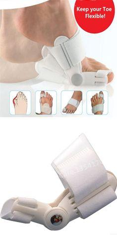 Hallux Valgus Orthotics Big Toe Corrector Foot Pain Relief Feet Guard Care Bone Corretivo Bunion Night and Day Used Splint T040