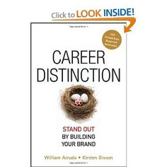 Career Distinction: Stand Out by Building Your Brand. My brand - Lifelong Learner, Innovative, Resourceful, Widely Experienced, Entrepeneur, Hard Worker. What's yours? - Mark Miller