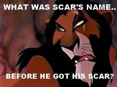 Ultimate childhood question…