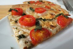 Margherita Pizza | Peanut Butter and Peppers