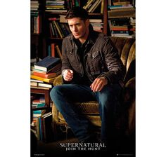 Supernatural Poster Dean Solo. Hier bei www.closeup.de