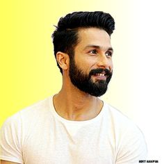 A smile is a curve that sets everything straight.  @shahidkapoor Your Smile is energy booster for me.