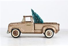 Tonka Truck, Vintage Tonka Truck, Old Tonka Truck, Brown Tonka Truck, Toy Tonka Truck, Mound Minnesota Tonka Truck, Tonka Toys, 1950's Tonka by HuntandFound on Etsy