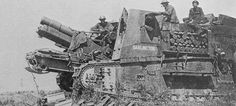 Gun Carrier Mark I was the first project of self propelled artilery...