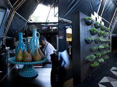 MasterChef Dining and Bar pop up restaurant by AZBcreative, Australia restaurant