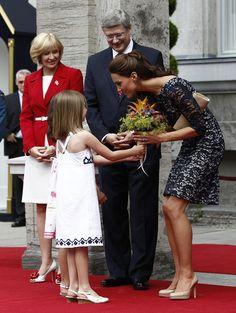 6/30/2011: Rideau Hall welcome ceremony, with Laureen Harper & Prime Minister Steven Harper (Ottawa, Ontario, Canada)