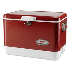Just found this Coleman Coolers - Vintage Coleman%26%23174%3b Steel-Belted%26%23174%3b Cooler -- Orvis on Orvis.com!