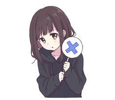 kayako-chan Me Anime, Cute Anime Chibi, Anime Girl Cute, Cute Anime Couples, Anime Art Girl, Manga Anime, Kawaii Chan, Kawaii Anime Girl, Sweet Pictures