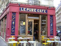 le pure cafe paris - Google Search