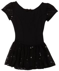 Find Capezio Little Girls' Sequined Puff Sleeve Dress online. Shop the latest collection of Capezio Little Girls' Sequined Puff Sleeve Dress from the popular stores - all in one Short Sleeve Dresses, Dresses With Sleeves, Smock Dress, Dresses Online, Girl Fashion, Dress Fashion, Girl Outfits, Girls Dresses, Clothes