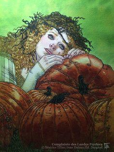 Béatrice Tillier: Complainte d'Halloween !