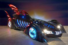 Batman Forever Batmobile