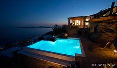 Mykonos Luxury Villas, Mykonos Villa Karlie I, Cyclades, Greece