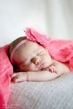 Sweet dreams baby girl