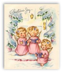 1945 christmas card