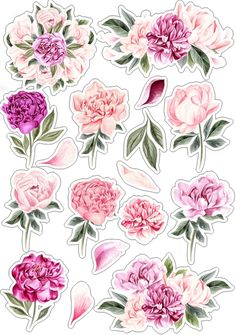 Roses_scrap - chocoboxes and much more& photos Printable Planner Stickers, Journal Stickers, Scrapbook Stickers, Scrapbook Paper, Printables, Tumblr Stickers, Diy Stickers, Bullet Journal Ideas Pages, Aesthetic Stickers