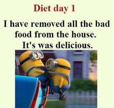 The typo really bothers me, but I still think this is funny.   30 Funny Minion picture Quotes