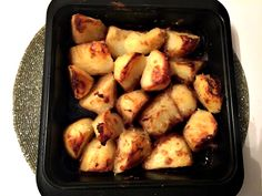slimming world oxo roast potatoes, delicious, healthy recipe, ideal for low calorie roast dinners