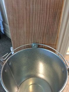 Next time you're at Lowe's, grab a metal bucket and make this gift idea for someone special!