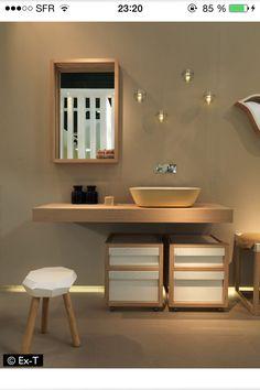 Peinture cuisine et bains luxens couleurs int rieures brun chocolat n 5 2 5 l d co salle de for Couleur salle de bain zen