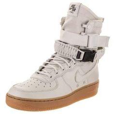 Nike Women's SF AF1 Light/Bone/Light/Bone Casual Shoe 8.5 Women US