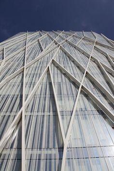 Torre Diagonal Zero Zero   Enric Massip   Barcelona, Spain