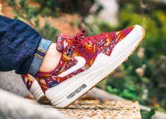 reebok pump retro - Nike ID Air Max 1 Pendleton (by sjoemie84) | Sweetsoles sneakers ...