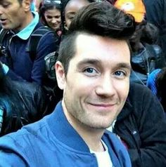 Dan at the today show