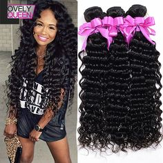 Top malaysian virgin hair 4 bundles deep wave malaysian deep curly virgin hair bundle deals malaysian curly deep wave     #http://www.jennisonbeautysupply.com/    http://www.jennisonbeautysupply.com/products/top-malaysian-virgin-hair-4-bundles-deep-wave-malaysian-deep-curly-virgin-hair-bundle-deals-malaysian-curly-deep-wave/,           Smooth and soft no grey strands 100% virgin human hair Double layers hair weft making sure no shedding      Jennison Beauty Supply     US…