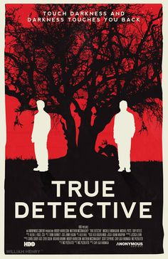 True Detective by William Henry