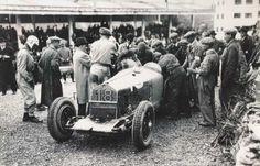 Targa Florio 1931 , Alfa Romeo 8C 2300 #18 , Driver Arcangeli/Zehender ,