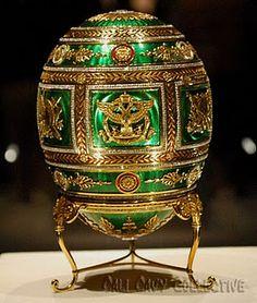 """Napoleonic Egg"" ~ 1912"