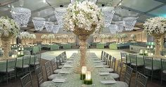 I event take inspiration from Preston Bailey for #event design.
